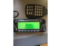 ICOM IC-E2820 digital Dstar & analogue 2m/70cms.
