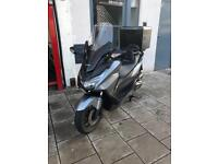 Honda Forza nn125 2016