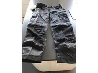 2 Pairs Of Snickers workwear trousers