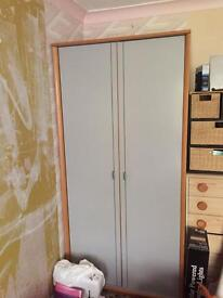 Solid well made Wardrobe excellent condition