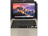 "MacBook Pro 13"" late 2011. 2.4Ghz Intel i5. 8Gb ram. 500Gb hard disk."