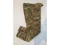 British Army Issue Trousers Combat MTP