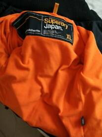 Superdry windcheater jacket in XL