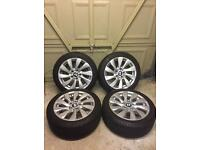 BMW Series 1 Winter Wheels