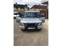Landrover discovery td5 ES top spec