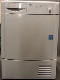 Indesit condenser Dryer IS70C/PCC57619, 3 month warranty, delivery available in Devon/Cornwall