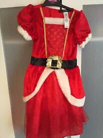 Santa outfit 1-2 years
