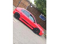Seat leon cupra R 1.8t remapped 280hp very cheap low mileage