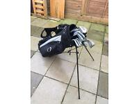 Adult golf club set