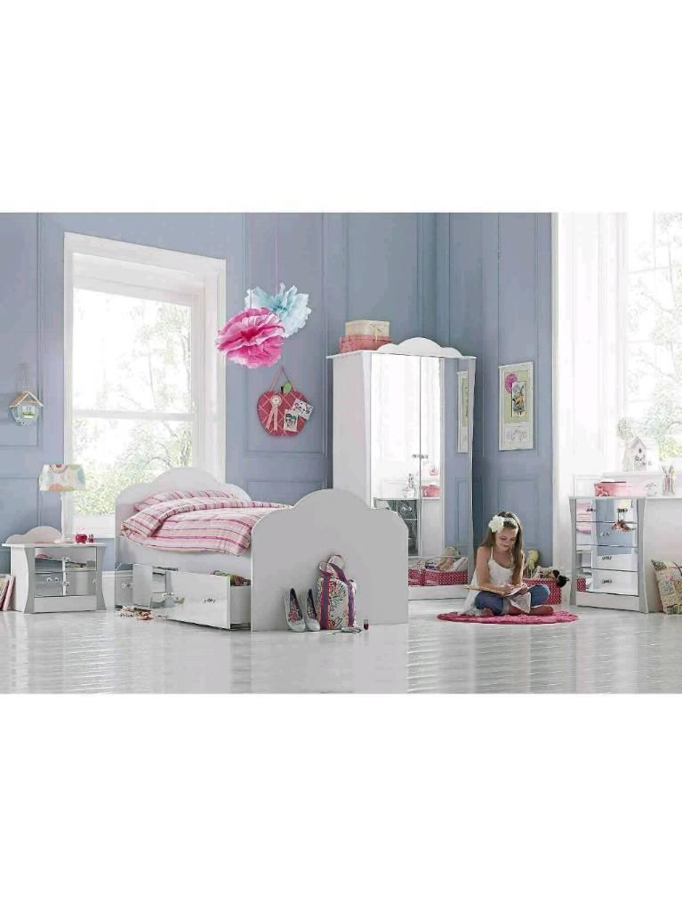 Ladybird Rebecca Kids Single Bed