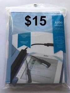 KOBO EREADER CASE WITH BUILT IN LIGHT