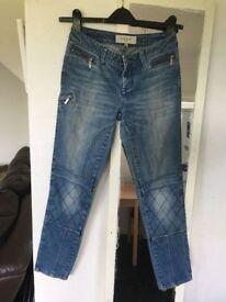 karen millen size 8 lovely jeans