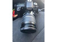 Canon EOS 70D BODY ONLY LOW SHUTTER COUNT 1826!