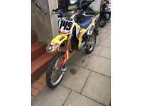 Suzuki rm85 dirtbike/crosser not yz, kx, crf