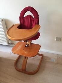 Svan High Chair