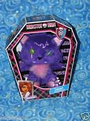 Monster High Plush Clawdeen