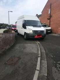 Ford Transit hightop *12months MOT