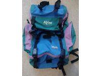 Used Podia Adventure Rucksack / Backpack - 45L