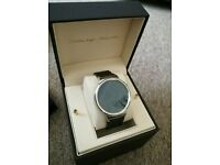 HUAWEI WATCH W1 Sapphire Glass Android/IOS compatible Heart Rate 4GB Amoled £289 excellent boxed