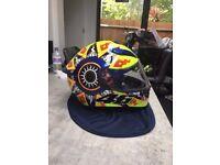 AGV K3 Rossi