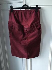 Size 10 maternity skirt from Next