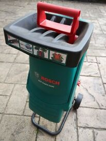 Bosch AXT Rapid 2200 garden shredder