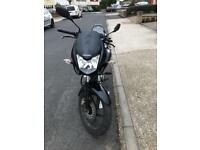 HONDA CBF 125CC BLACK 2010 NOT VESPA PCX EXCELLENT RUNNER !!