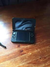 Ninetendo 3ds xl and games