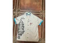 D & G junior genuine dolce & gabanna boys shirt age 6