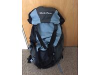 Quechua Backpack Excellent Condition