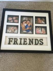 'Friends' photo frame