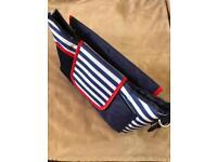 Stroller Pram Buggy Organizer / Storage Bag NEW