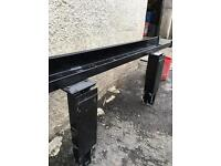 Ford transit light bar extension recovery
