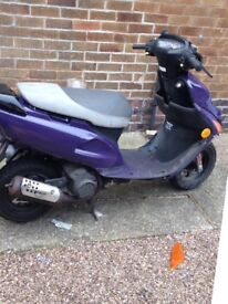 Honda SFX 50 for sale or swaps for another bike
