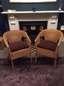 IKEA wicker chair (only 1 left!)
