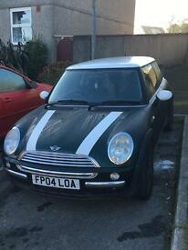 MINI ONE 63,000 miles 12 months MOT