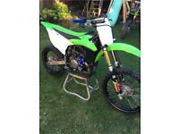 Kawasaki kx85, kx 85 2016 Big Wheel