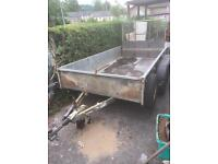 Ifor Williams 10 x 5ft trailer