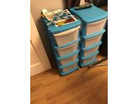 Kids Storage boxes