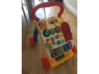 VTech 'first step baby walker'