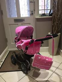 Silver Cross Pram 4-8 years
