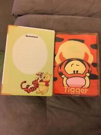 Tigger Baby Pyjamas - Brand new!