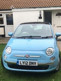 Fiat 500 1.2 lounge S
