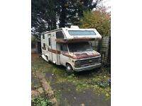 Breaking for parts Chevy Camper Van