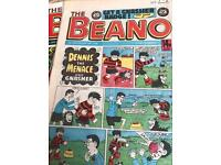 Beano comics bundle 1985-1990 (approx)