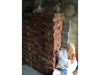 Terca Milano bricks. 528 (1 pallet) new and unused