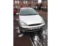 Swap px or sell Ford focus zetec TDCI