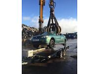 Scrap cars vans 4x4 wanted mot fail spares £50 plus ££ 07794523511
