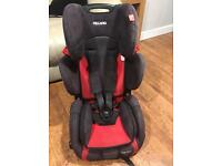 Recaro young sport group 1/2/3 car seat