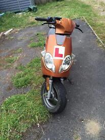 Generic ideo 50cc moped BARGAIN
